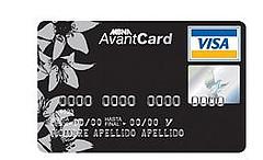 avantcard tarjetas